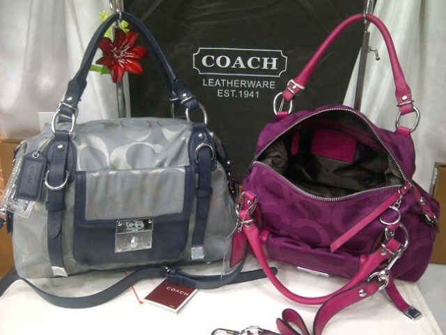 Tas Coach 8039 Super (kode: COA059)