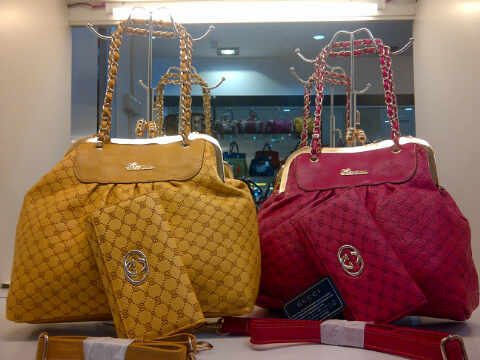 Tas Gucci Keong Set (kode: GUC019)